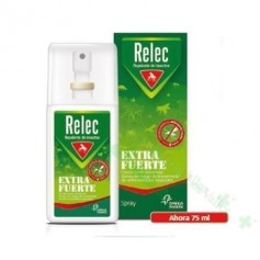 RELEC EXTRA FUERTE SPRAY REPELENTE 75 ML (TROPICO)