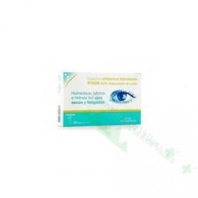 SOLUCION OFTALMICA HIALURONATO 0,2% STADA MONODOSIS 20UD