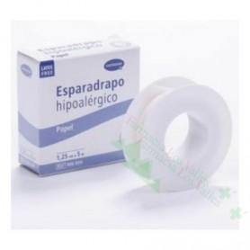 ESPARADRAPO OMNIPOR BL 1,25CMX5M PAPEL