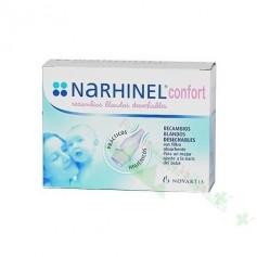 NARHINEL CONFORT RECAMBIOS (15+5) ASPIRADOR NASAL
