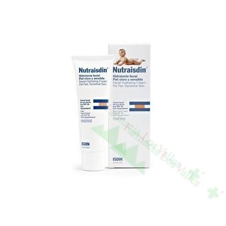 NUTRAISDIN FACIAL FP30 HIDRATANTE P CLARA/SENSIBLE