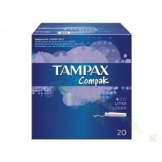 TAMPON TAMPAX MINI 20 U
