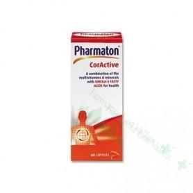 PHARMATON 50 PLUS 60 CAP (CORACTIVE)