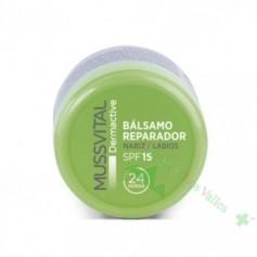 MUSSVITAL BALSAMO LABIAL REPARADOR FP15 10 ML