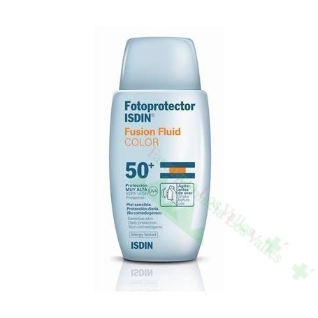 FOTOPROT ISDIN FP-50+ COLOR FUSION FLUID 50 ML