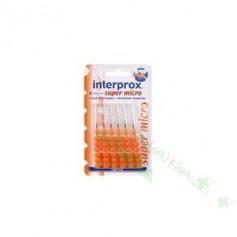 DENTAID INTERPROX MINICONICO 6 U CEPILLO INTERDENTAL