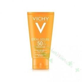 VICHY SOLAR F50+ CR TACTO SECO 50 ML