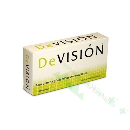 DE VISION 30 CAPS