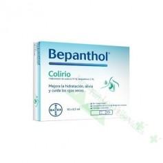 BEPANTHOL COLIRIO ESTERIL 0.5ML 10 MONODOSIS