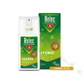RELEC FUERTE REPELENTE VAPORIZADOR 75 ML (FAMILIAR)