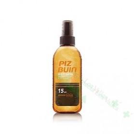 PIZ BUIN FP15 WET SKIN OIL SPRAY 150 ML