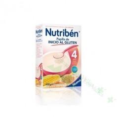 NUTRIBEN PAP INICIO AL GLUTEN 300 G