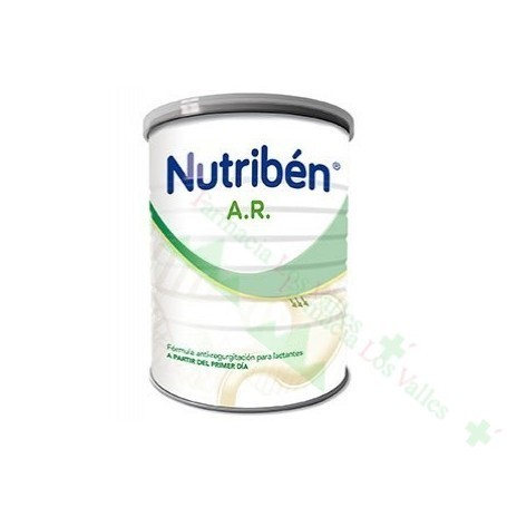NUTRIBEN LECHE AR 800 G