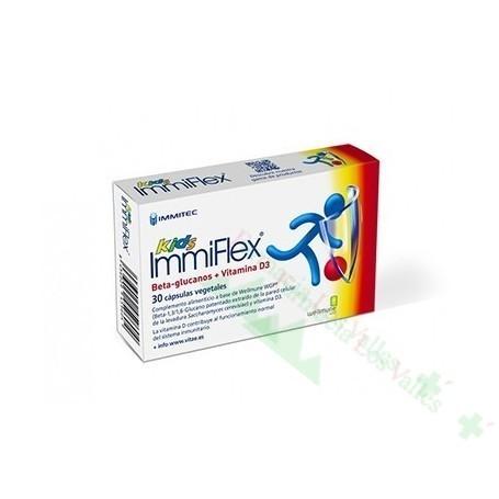 VITAE IMMIFLEX KIDS 30 CAPS