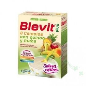 BLEVIT PLUS 8 CEREALES QUINOA C/FRUTA 300 G