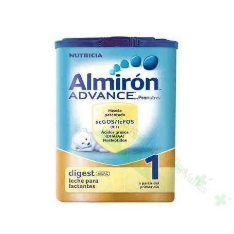 ALMIRON ADVANCE LECHE 1 DIGEST 800 G