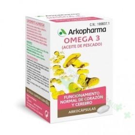 ARKOCAPSULAS OMEGA 3 (ACEITE DE SALMON) 100 CAPS (SALUD CORAZON)