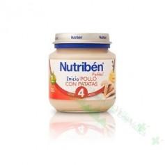 NUTRIBEN INICIO POLLO PATATAS 130 G