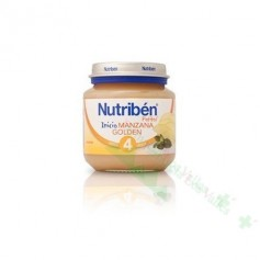 NUTRIBEN 120G MANZANA GOLDEN