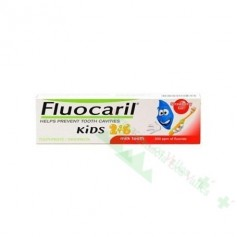 FLUOCARIL KIDS 2-6 AÑOS 75 ML GEL FRESA