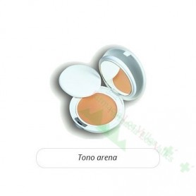 AVENE COUVRANCE Nº 3.0 ARENA OIL FREE CR COMPACTA 10G SPF30 MAQUILLAJE