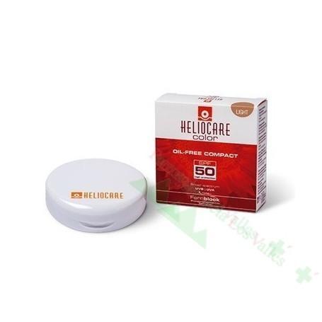 HELIOCARE COMPACTO OIL FREE 50 LIGHT 10 G