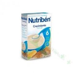 NUTRIBEN PAPILLA CRECIMIENTO 600 G