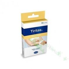 TIRITAS TEXTIL ELASTIC CONTINUA 6X10CM 10UD APOS