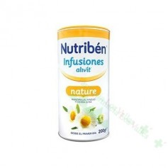 NUTRIBEN ALIVIT GASES 200 G INFUSION