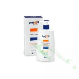 LETI AT-4 BROTE LECHE CORPORAL 250 ML