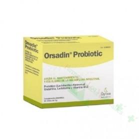 ORSADIN PROBIOTIC 5G 20 SOBRES