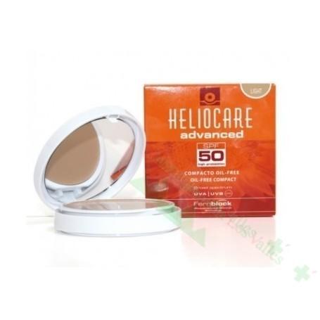 HELIOCARE COMPACTO 50 LIGHT 10 G