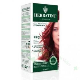HERBATINT FF2 ROJO CARMESI
