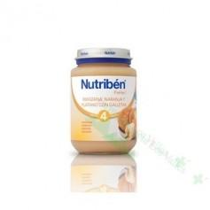 NUTRIBEN JUNIOR MANZ NARAN PLAT GALL 200 G(BAJA)
