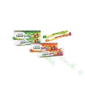 LACER JUNIOR FRESA GEL DENTAL 75 ML (FRESA)