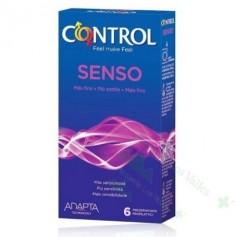 CONTROL FINO SENSO 6 U PRESERVATIVOS