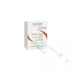 DUCRAY ANACAPS 30 CAPS VIA ORAL (CAIDA CAPILAR)
