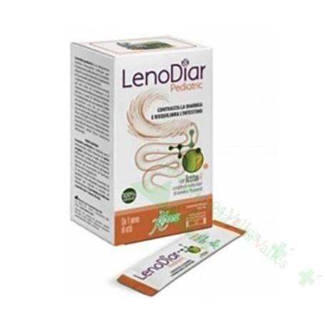 ABOCA LENODIAR PEDIATRIC 12 SOBRES X 2 G (ANTIDIARREICO)