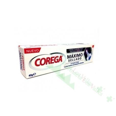 COREGA MAXIMO SELLADO 40G
