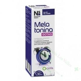 NS MELATONINA GOTAS 1 MG 30 ML (CONCILIACION SUEÑO)