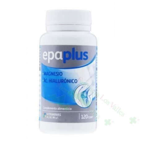 EPAPLUS MAGNESIO+HIALURONICO 120 COMP