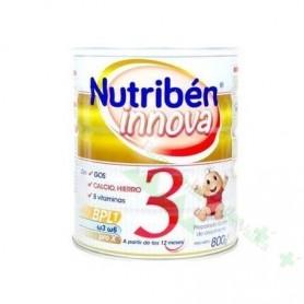 NUTRIBEN INNOVA LECHE CRECIMIENTO 800 G