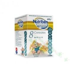 NUTRIBEN INNOVA 8 CEREALES 600 G