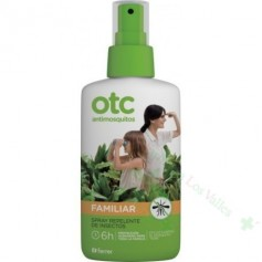 OTC ANTIMOSQUITOS FAMILIAR SPRAY REPELENTE 100 ML
