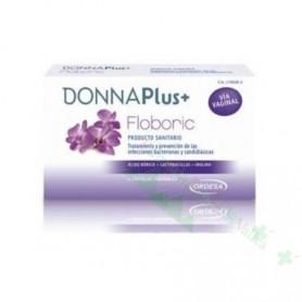 DONNA PLUS+ FLOBORIC CAPSULAS VAGINALES 7 UD (VAGINOSIS)