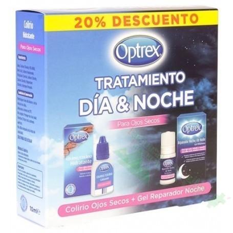 OPTREX TRATAMIENTO DIA-NOCHE PACK 10 ML + 10 ML