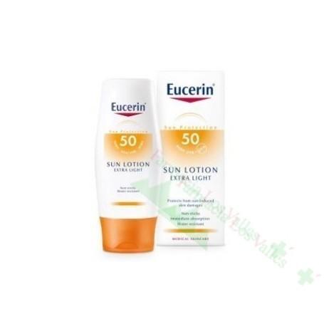 EUCERIN SOLAR F50+ LOCION 400 ML