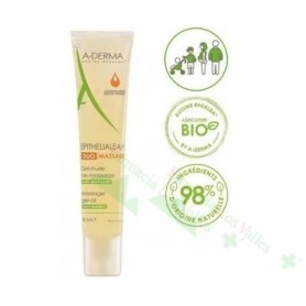A-DERMA EPITELIAL AH DUO MASSAGE 40 ML