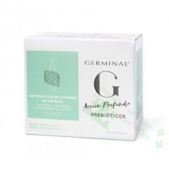 GERMINAL ACCION PROFUNDA PREBIOTICOS 1 ML 30 AMPOLLAS