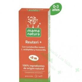 MAMA NATURA REUTERI+ (0 MESES) GOTAS ORALES 7 ML
